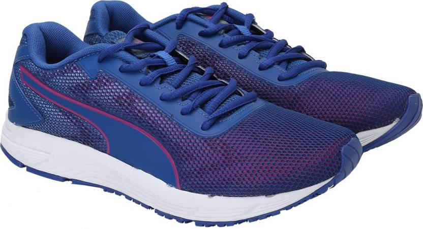 Puma Engine IDP Running Shoes For Women (Blue)