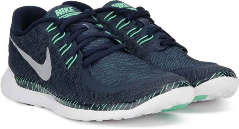 Nike FREE 5.0 PRINT Running Shoes For Men