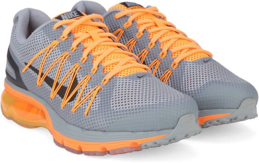 c4c116dc5a Nike AIR MAX EXCELLERATE 3 Running Shoes For Men - Buy GREY/ORANGE ...