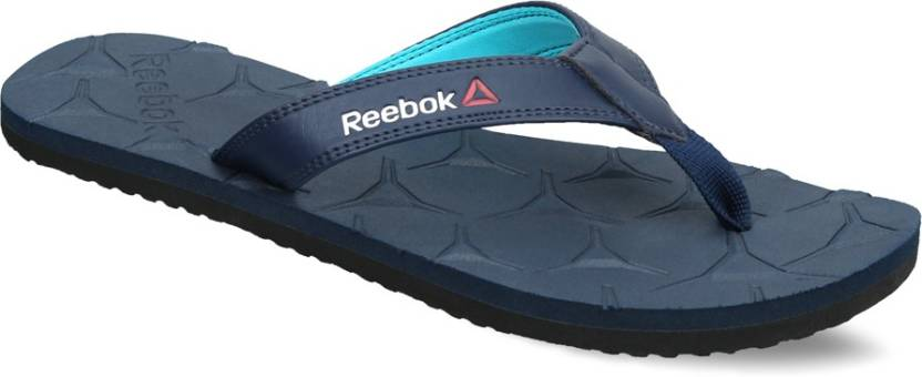 59ab80d96 REEBOK GRADIENT FLIP III Flip Flops - Buy COL NAVY SOLID TEAL Color ...