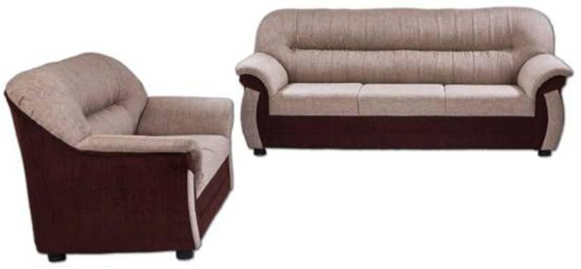 27e3c7a399 Comfy Sofa classy Fabric 3 + 2 Cream Sofa Set Price in India - Buy Comfy  Sofa classy Fabric 3 + 2 Cream Sofa Set online at Flipkart.com