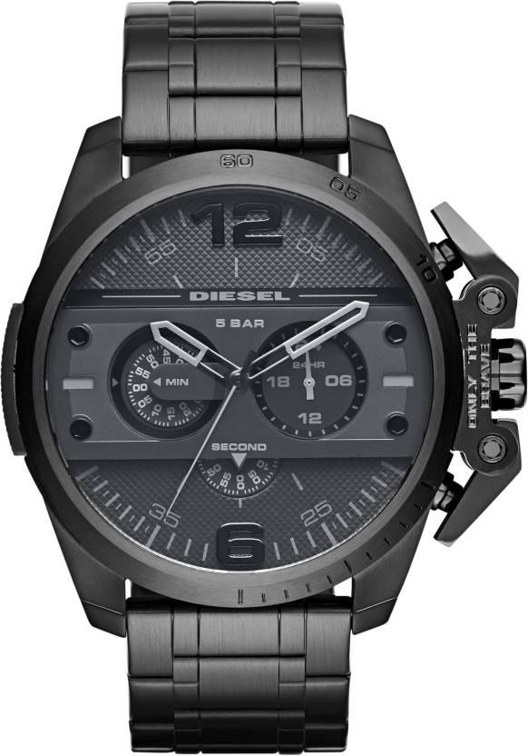 b645f514cf3d Diesel DZ4362 IRONSIDE Watch - For Men - Buy Diesel DZ4362 IRONSIDE Watch -  For Men DZ4362 Online at Best Prices in India