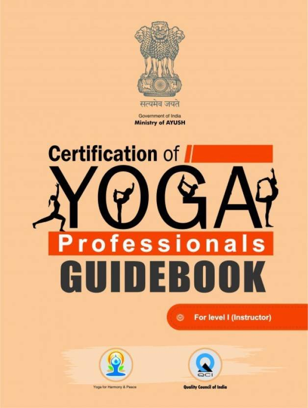 Certification of Yoga Professional Guidebook Level-1 - Buy ...
