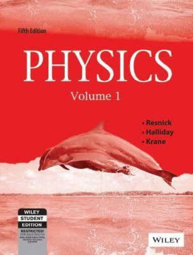 Physics (Volume - I) 5th Edition 5 Edition