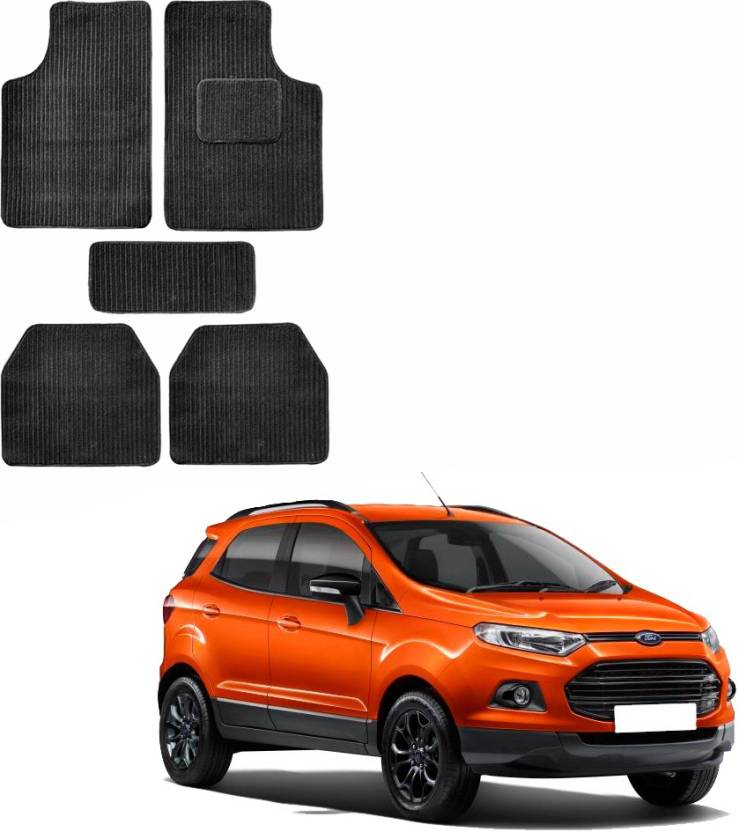 Adroitz Fabric Standard Mat For Ford Ecosport Price In India Buy