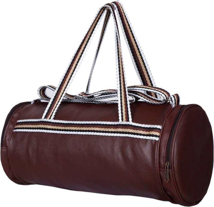 Dee Mannequin Retro Leather Rite Gym Bag