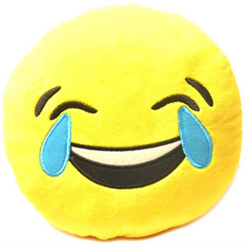 Chords Chords ROFL Smiley Emoticon stickable plush soft toy cushion ...