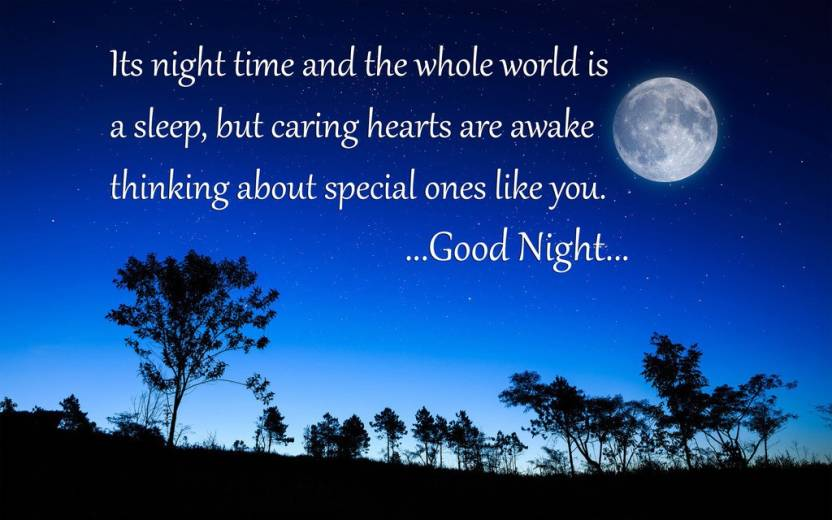 Its night time and the whole world is a sleep Paper Print ...
