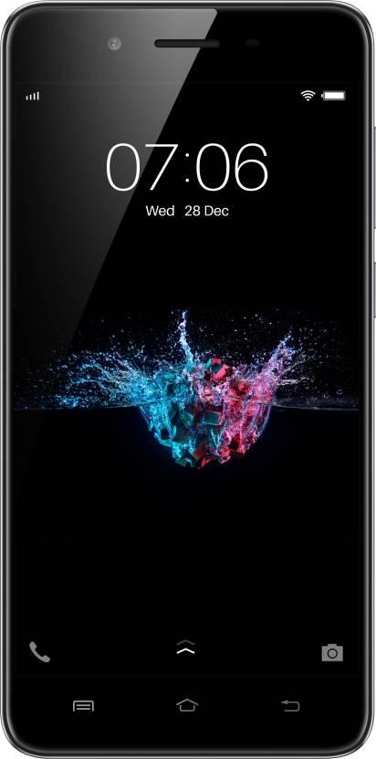 VIVO Y55S (Matte Black, 16 GB)  (3 GB RAM)