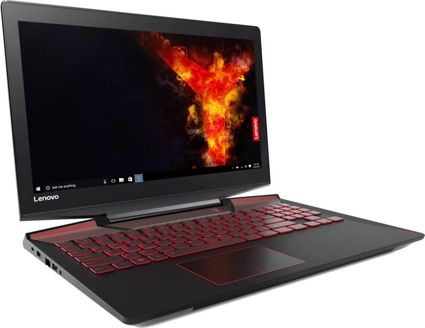Lenovo Legion Core i7 7th Gen - (16 GB/2 TB HDD/256 GB SSD/Windows 10 Home/6 GB Graphics) Y720 Gaming Laptop(15.6 inch, Black, 2.95 kg)
