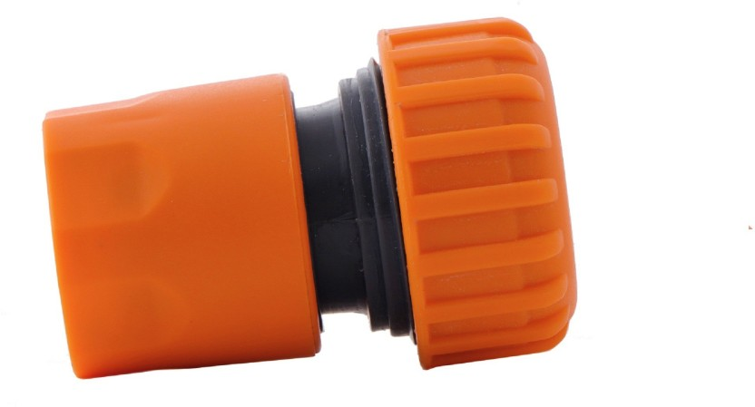 Dolphy 1/2 Inch Plastic Garden Water Hose Quick Connector 0 L Hose End