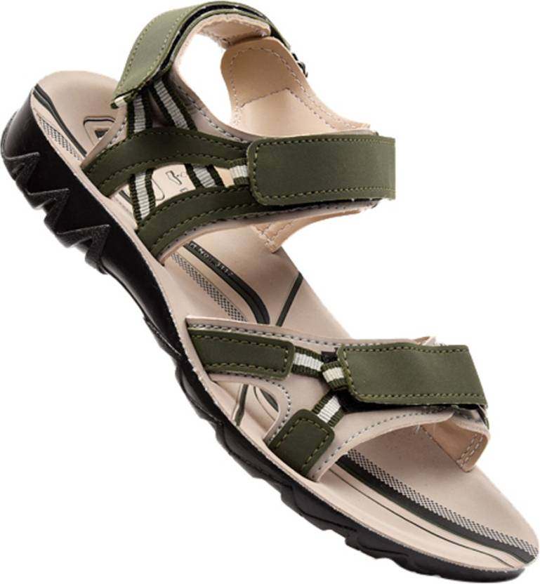 5f9f59eba VKC Men GREEN Sandals - Buy VKC Men GREEN Sandals Online at Best Price -  Shop Online for Footwears in India | Flipkart.com