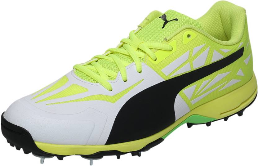 9e999b55818d62 Puma evoSPEED 1.5 Cricket Spike Cricket Shoes For Men - Buy Puma ...