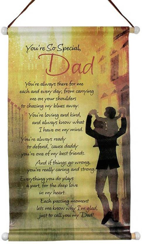 Archies poster scroll dad greeting card price in india buy archies poster scroll dad greeting card m4hsunfo