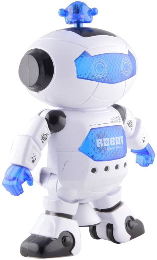 Zurie Toy Collection Naughty Dancing Robot WIth Light & Music