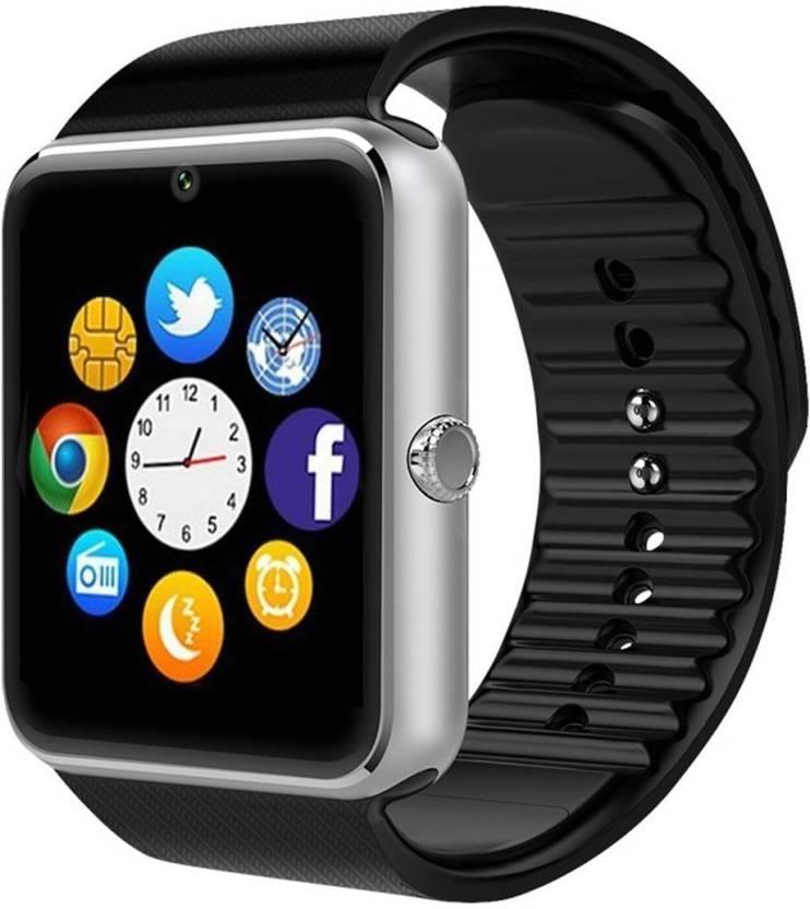VibeX ™ Bluetooth Smart Watch Micro sim card and micro sd card Smartwatch