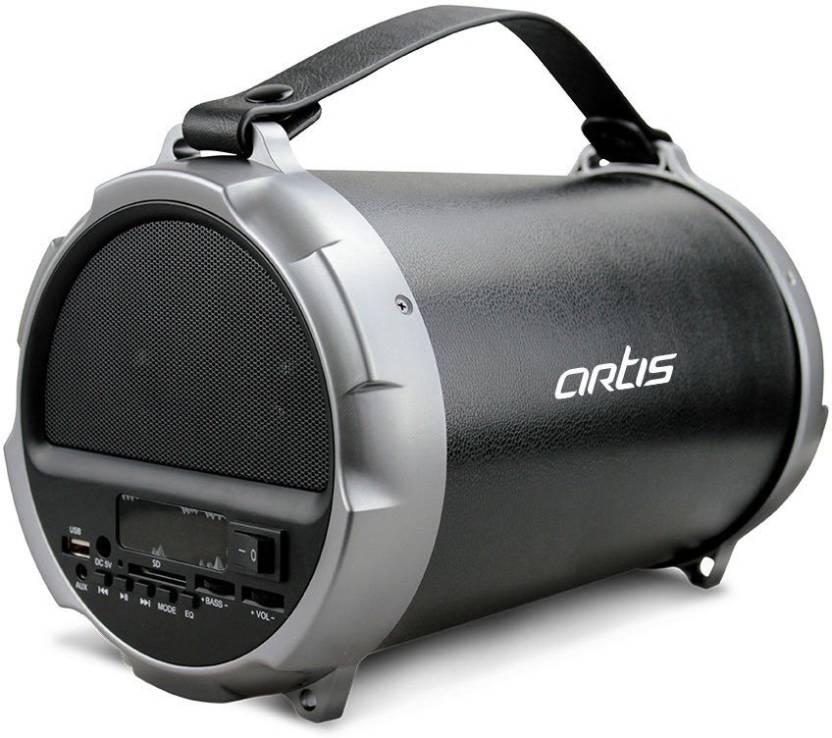Buy Artis Bt405 Bluetooth Speaker With Usb Fm Sd Card Reader