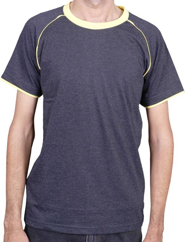 85aee537f564d2 Valore Solid Men & Women Round Neck Black, Yellow T-Shirt - Buy Valore  Solid Men & Women Round Neck Black, Yellow T-Shirt Online at Best Prices in  India ...
