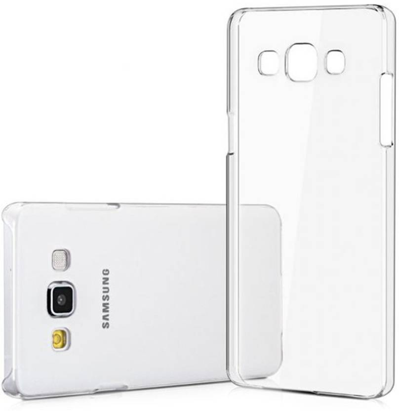 Case Creation Back Cover for Samsung Galaxy J7 Prime Transparent, Silicon Case Creation Plain Cases   Covers