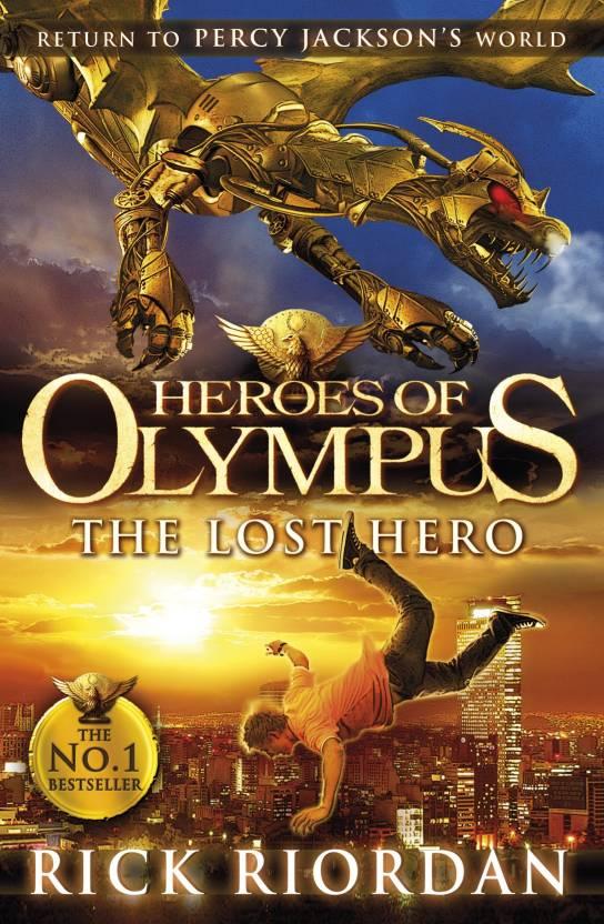 Heroes of Olympus : The Lost Hero