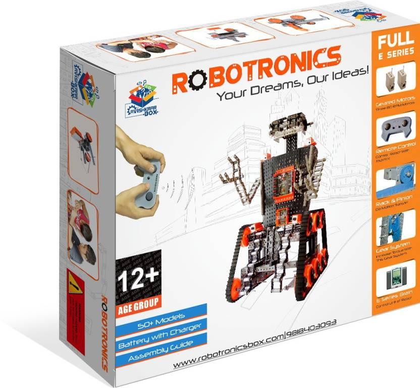 Avishkaar Box Robotronics FULL (E-Series)