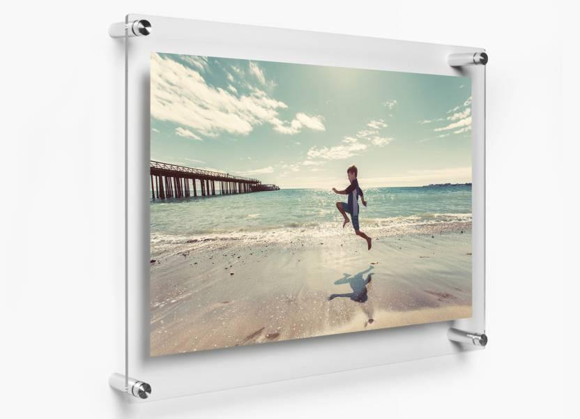 Flipkart.com | Rasper 1 Compartments Acrylic Sandwich Frame (12x18 ...