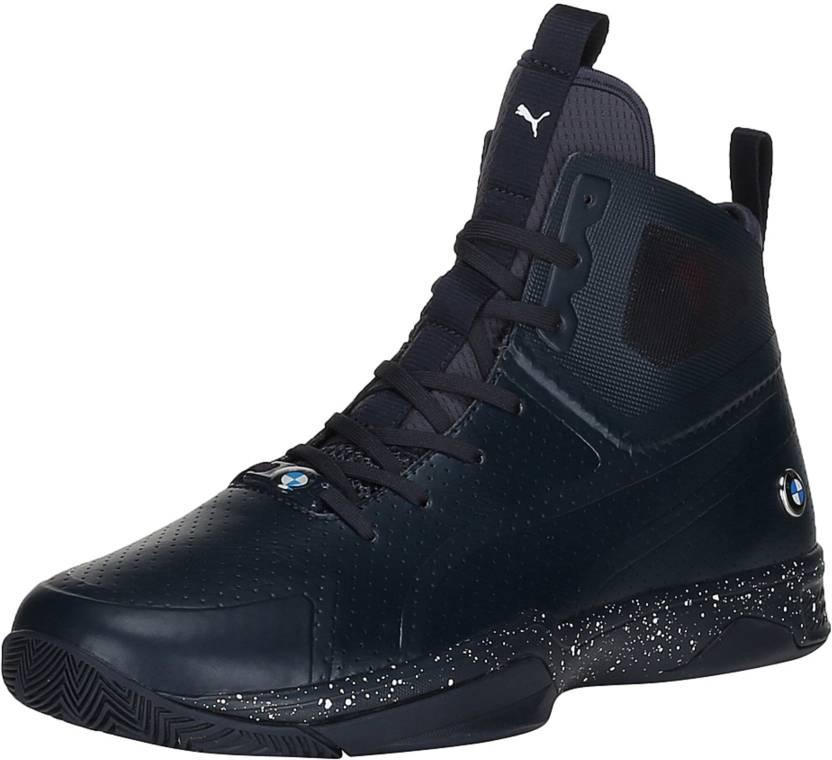 a777dd23643973 Puma BMW MS Whiplash Mid Syn Sneakers For Men - Buy Puma BMW MS ...