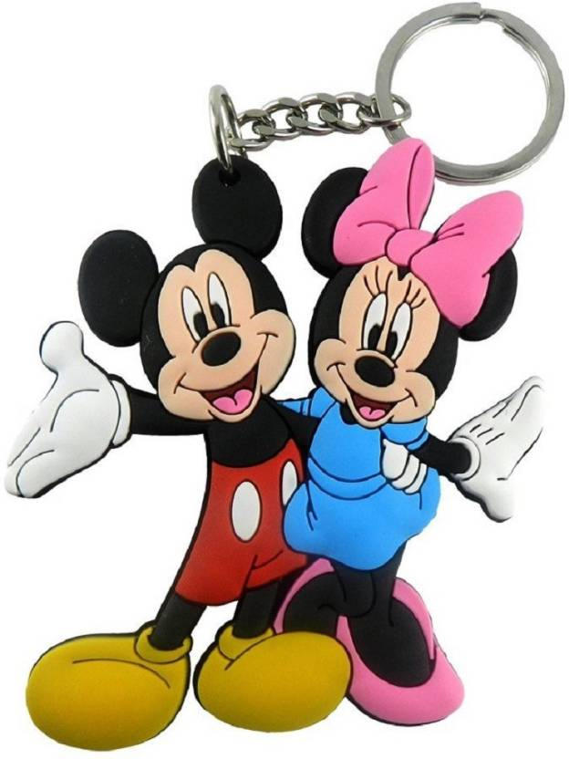 Gct Walt Disney Mickey Mouse Minnie Mouse Animal Cartoon Character