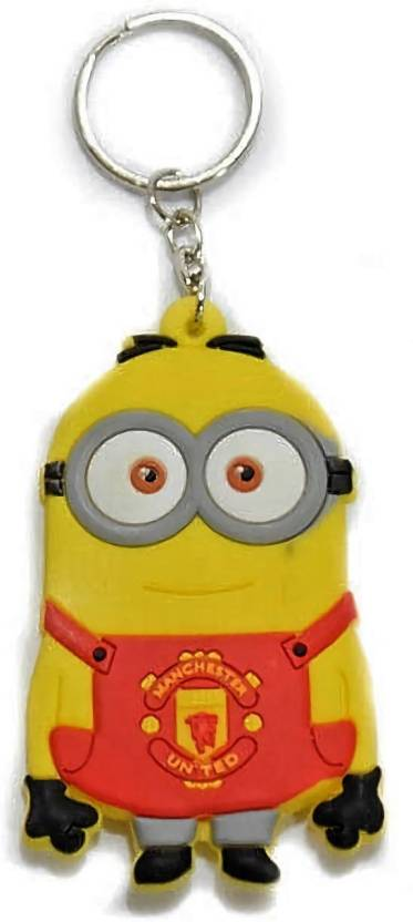 Gct Despicable Me Minion With Manchester United Football Club Sports
