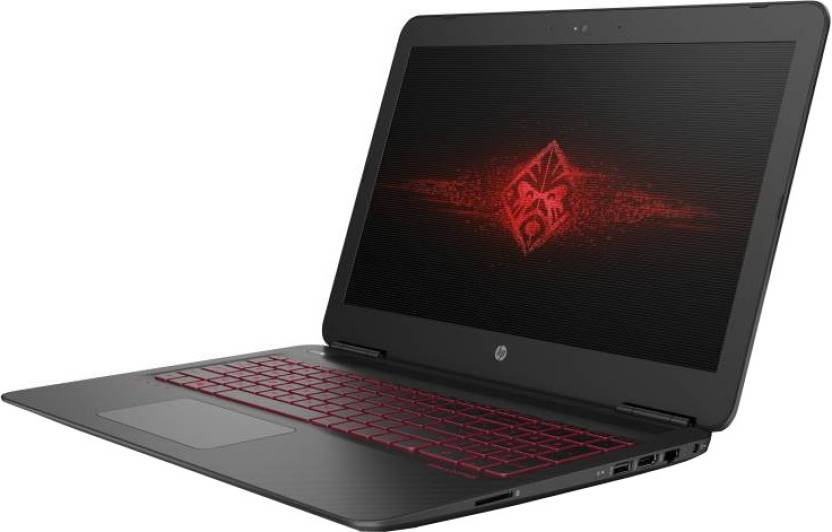 HP OMEN Core i7 7th Gen - (8 GB/1 TB HDD/128 GB SSD/Windows 10 Home/4 GB Graphics) 15-ax252TX Gaming Laptop(15.6 inch, Black, 2.20 kg, With MS Office)