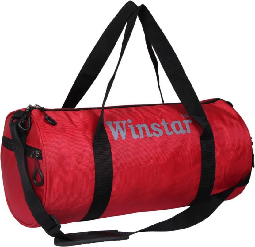 Winstar Winstar Red Coleman Gym Bag Gym Bag - Buy Winstar Winstar ... d62768599b0a3