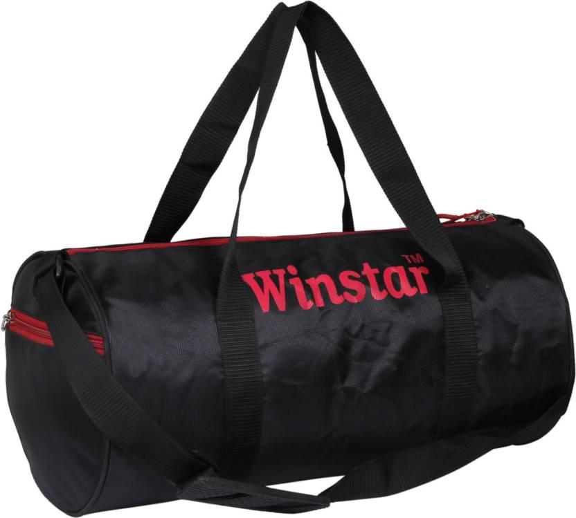 Winstar Winstar Coleman Black Gym Bag Gym Bag - Buy Winstar Winstar ... 540927560466e