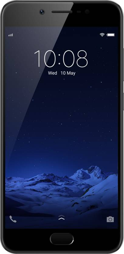 VIVO V5s Perfect Selfie (Matte Black, 64 GB)