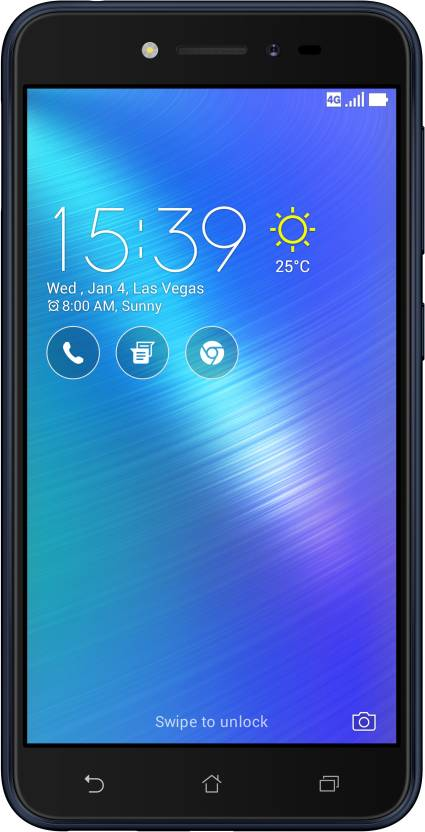 Asus Zenfone Live (Navy Black, 16 GB)