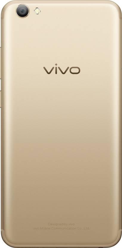 Vivo V5s Perfect Selfie (Crown Gold, 64 GB)(4 GB RAM)