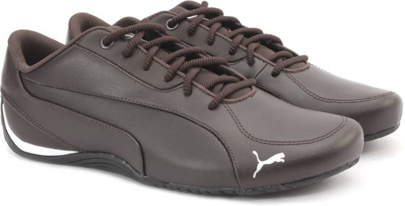 Puma Drift Cat 5 Core Sneakers For Men - Buy Black Coffee Color Puma ... b085955f8
