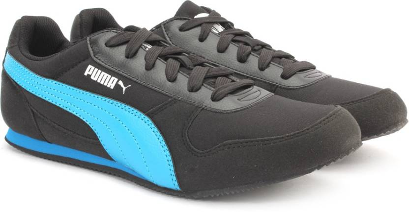 e92423f7e71 Puma Superior DP Sneakers For Men - Buy Puma Black-BLUE DANUBE Color ...