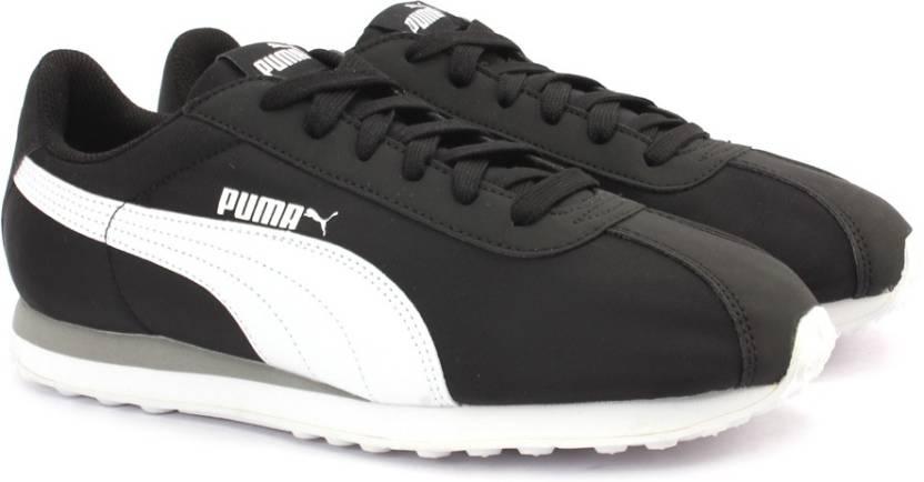 277f719948dc66 Puma Turin NL Sneakers For Men - Buy Puma Black-Puma White Color ...