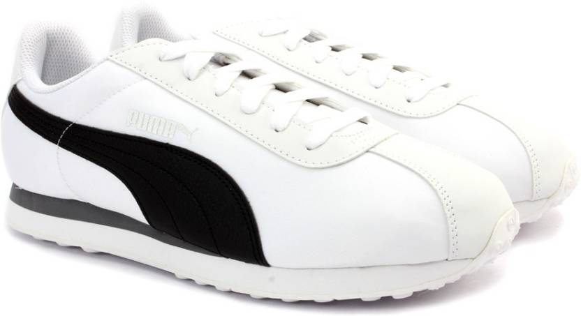 0a671d99194b Puma Turin NL Sneakers For Men - Buy Puma White-Puma Black Color ...