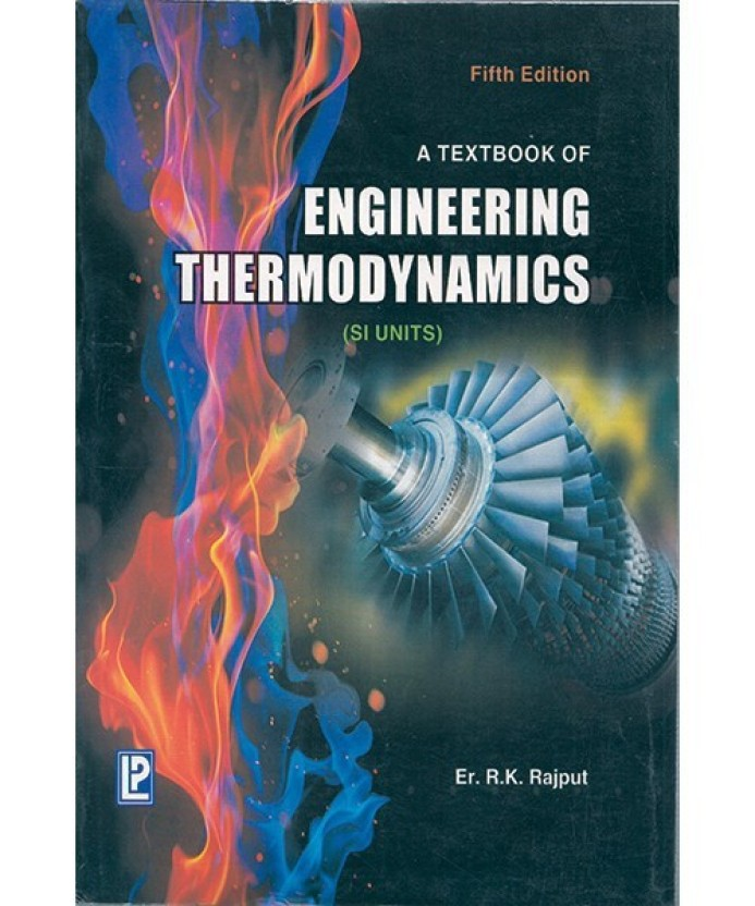 Applied Thermodynamics By Rk Rajput Ebook