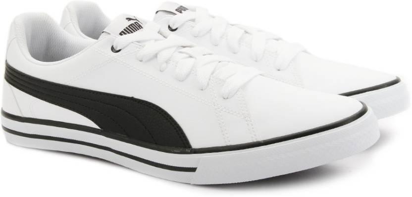 253816b0949 Puma Court Point Vulc v2 IDP Sneakers For Men - Buy Puma White-Puma ...