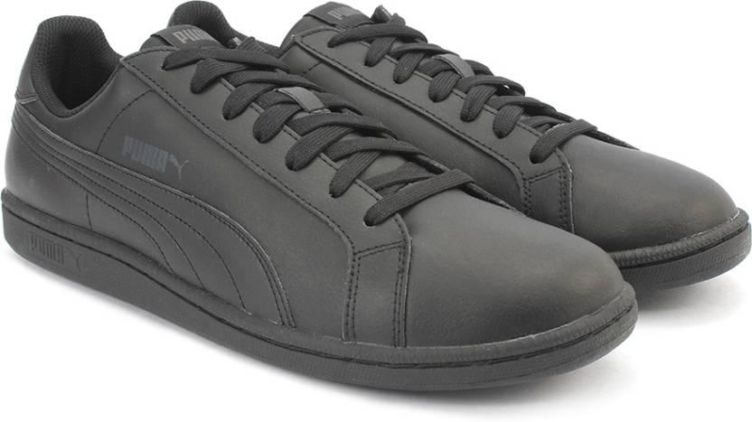98a5d549624 Puma Smash L Sneakers For Men - Buy black-dark shadow Color Puma ...