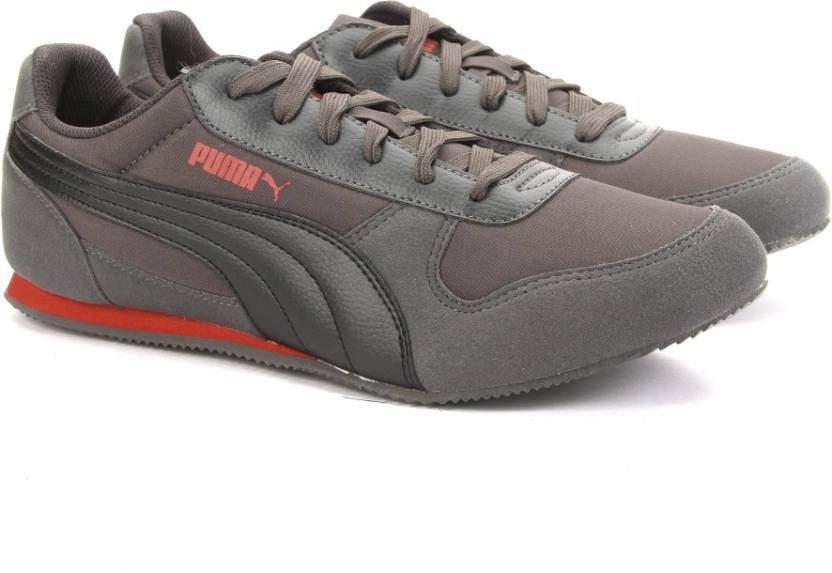 Puma Superior DP Sneakers For Men - Buy Asphalt-Puma Black-High Risk ... e912ad93f
