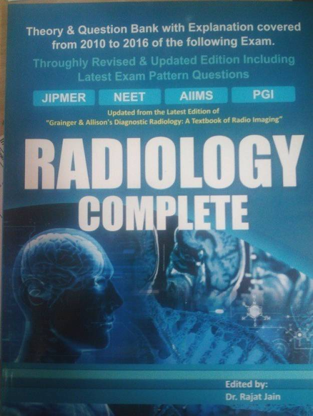 RADIOLOGY COMPLETE : UPDATED FROM THE LATEST EDITION OF