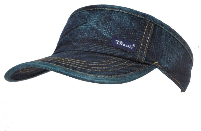 Kaarq Denim Half Round Sports Men Women Cap - Buy Kaarq Denim Half Round  Sports Men Women Cap Online at Best Prices in India  312a987021c