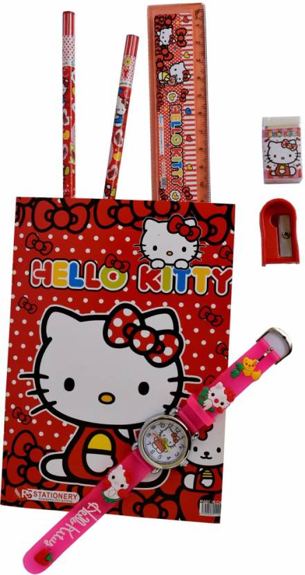 creator hello kitty stationery gifts for boys and girls combo set