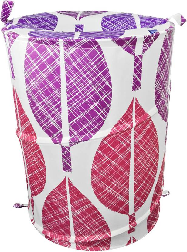 Skipper 20 L Multicolor Laundry Bag Polyester