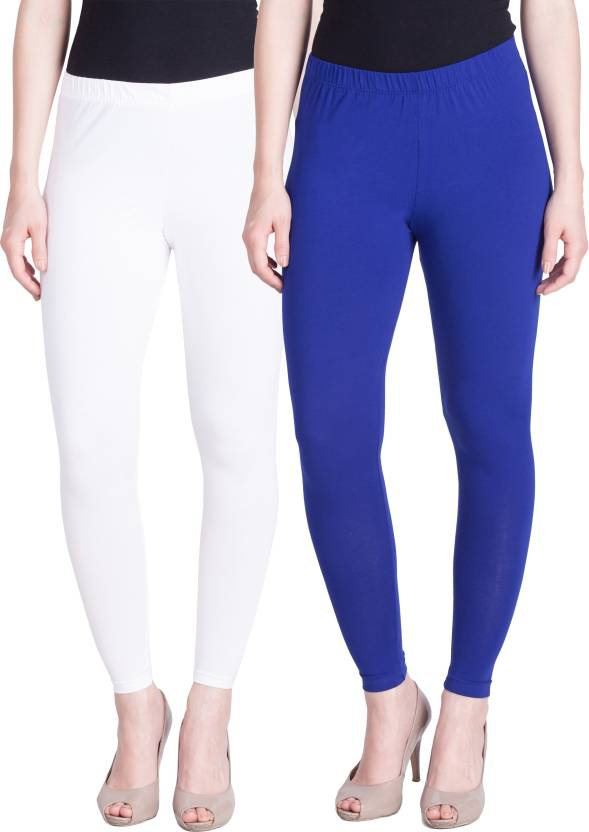 49f7c8daa3a4e Lux Lyra Ankle Length Legging Price in India - Buy Lux Lyra Ankle ...