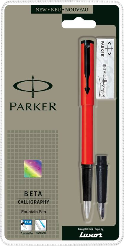 Parker Beta Standard Calligraphy Calligraphy