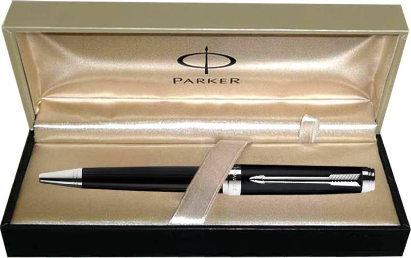 Parker Ambient Laque Black CT Ball Pen